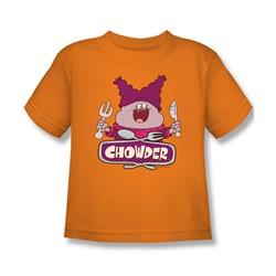 Chowder - Little Boys Logo T-Shirt
