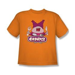 Chowder - Big Boys Logo T-Shirt