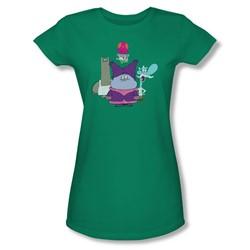Chowder - Juniors Group Sheer T-Shirt