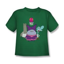 Chowder - Little Boys Group T-Shirt