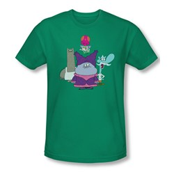 Chowder - Mens Group Slim Fit T-Shirt