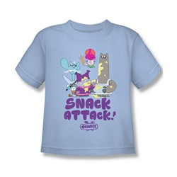 Chowder - Little Boys Snack Attack T-Shirt
