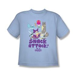 Chowder - Big Boys Snack Attack T-Shirt