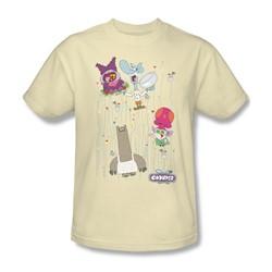 Chowder - Mens Dots Collage T-Shirt