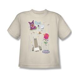 Chowder - Big Boys Dots Collage T-Shirt