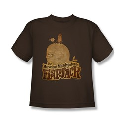 Flapjack - Big Boys Olde Time Friends T-Shirt