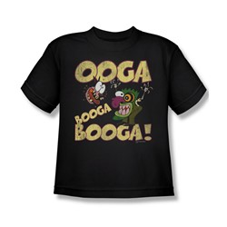 Courage - Big Boys Ooga Booga Booga T-Shirt