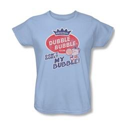 Dubble Bubble - Womens Burst Bubble T-Shirt