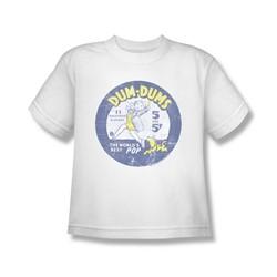 Dum Dums - Big Boys Pop Parade T-Shirt