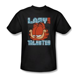 Garfield - Mens Lazy But Talented T-Shirt