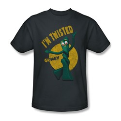 Gumby - Mens Twisted T-Shirt