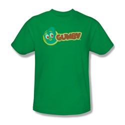 Gumby - Mens Logo T-Shirt