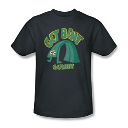 Gumby - Mens Get Bent T-Shirt
