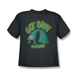 Gumby - Big Boys Get Bent T-Shirt