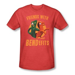 Gumby - Mens Bendefits T-Shirt
