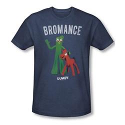Gumby - Mens Bromance T-Shirt