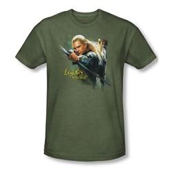 Hobbit - Mens Legolas Greenleaf T-Shirt