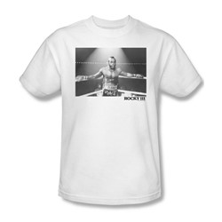 Rocky Iii - Mens Clubber Square T-Shirt
