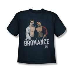 Saved By The Bell - Big Boys Bromance T-Shirt