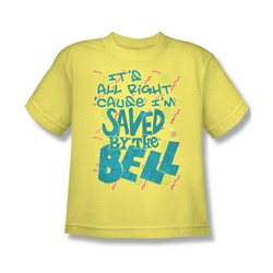 Saved By The Bell - Big Boys Saved T-Shirt