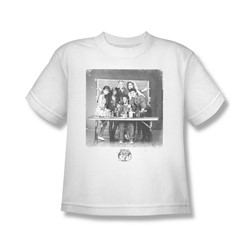 Saved By The Bell - Big Boys Class Photo T-Shirt