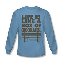 Forrest Gump - Mens Life Longsleeve T-Shirt