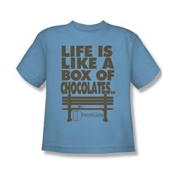 Forrest Gump - Big Boys Life T-Shirt