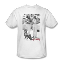 Cheech & Chong - Mens Square T-Shirt