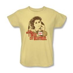 Ferris Bueller - Womens Nutsheel T-Shirt
