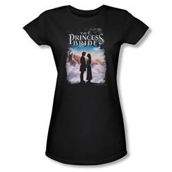 Princess Bride - Juniors Storybook Love Sheer T-Shirt