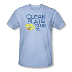 Ken L Ration - Mens Clean Plate T-Shirt
