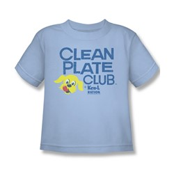 Ken L Ration - Little Boys Clean Plate T-Shirt