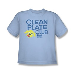 Ken L Ration - Big Boys Clean Plate T-Shirt