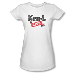 Ken L Ration - Juniors Ken L Club Sheer T-Shirt