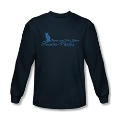 Tender Vittles - Mens Come And Get Em Longsleeve T-Shirt