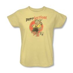 Puss N Boots - Womens Purrfection T-Shirt