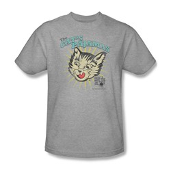 Puss N Boots - Mens Cats Pajamas T-Shirt