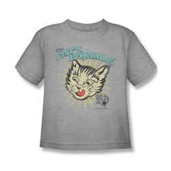 Puss N Boots - Little Boys Cats Pajamas T-Shirt