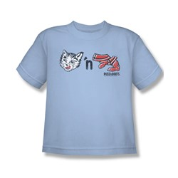 Puss N Boots - Big Boys Rebus Logo T-Shirt