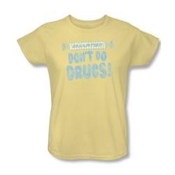 Smarties - Womens Be Smart T-Shirt