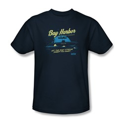 Dexter - Mens Moonlight Fishing T-Shirt