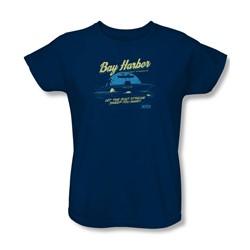 Dexter - Womens Moonlight Fishing T-Shirt