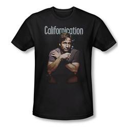 Californication - Mens Smoking Slim Fit T-Shirt