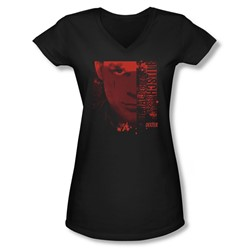 Dexter - Juniors Normal V-Neck T-Shirt