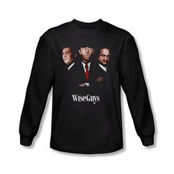 Three Stooges - Mens Wiseguys Longsleeve T-Shirt