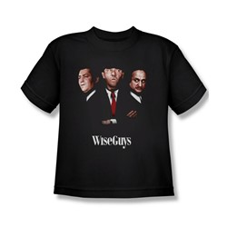 Three Stooges - Big Boys Wiseguys T-Shirt