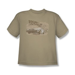 Back To The Future Iii - Big Boys Carboys And Indians T-Shirt