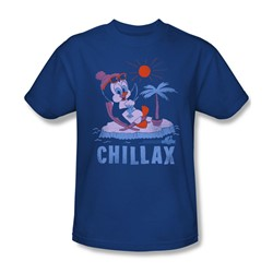 Chilly Willy - Mens Chillax T-Shirt