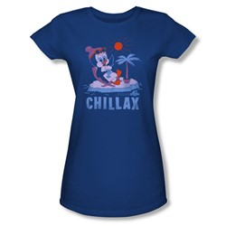 Chilly Willy - Juniors Chillax Sheer T-Shirt