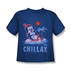 Chilly Willy - Little Boys Chillax T-Shirt